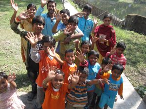One of HOPE's AIDS projects in India