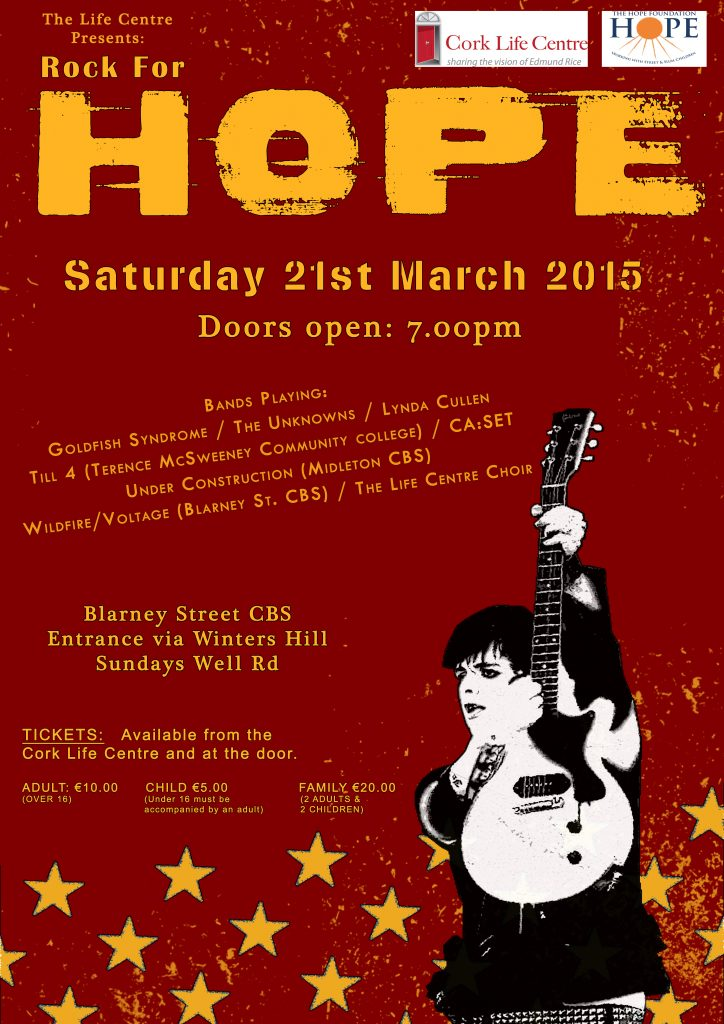 Rock for Hope Poster (2)