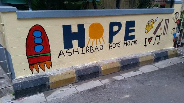HOPE U Can Paint