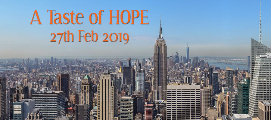 A Taste of HOPE - New York Event - The Hope Foundation