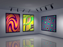 Local Art Exhibition