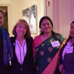 Christine Paradinas, Mary Reed, Geeta Venkadakrishan and Meherun Kratun
